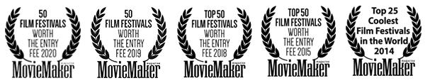 Winning Laurels from MovieMaker Magazine